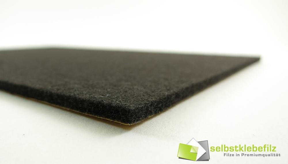 filz meterware grau 10mm dick ab 0 1m filz selbstklebend filzgleiter ebay. Black Bedroom Furniture Sets. Home Design Ideas